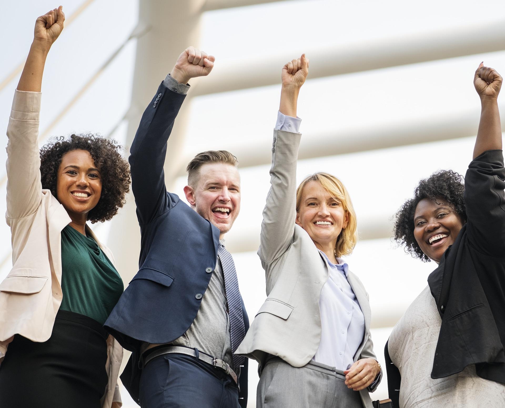Mitarbeitermotivation durch Benefits